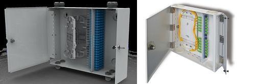 Оптични метални кутии